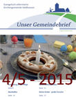 Gemeindebrief April/Mai 2015